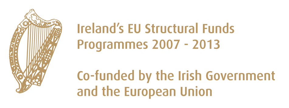 Supported by Ireland EU Structural Funds Programme